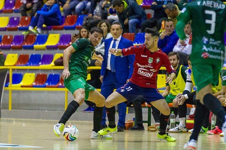 ¡Adelante con la #Jornada23 de la @LNFS89!   👉HOY⤵   @CDXOTA vs @UMAAntequera   @ADSala10 vs @peniscolafs   @FCBfutbolsala vs @JimbeeCartagena   #SomosDeporte 🙌 #SEURfutsalero #FutsalHeart 💙