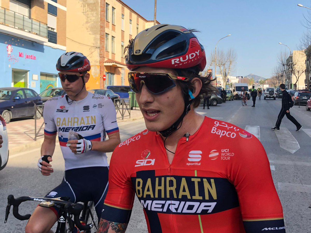 Andalucia Ciclismo Calendario.Ciclismo Ivan Garcia Cortina Tercero 2ª Etapa Vuelta Andalucia