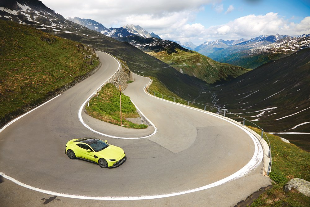 READ: Alpine roads are a…