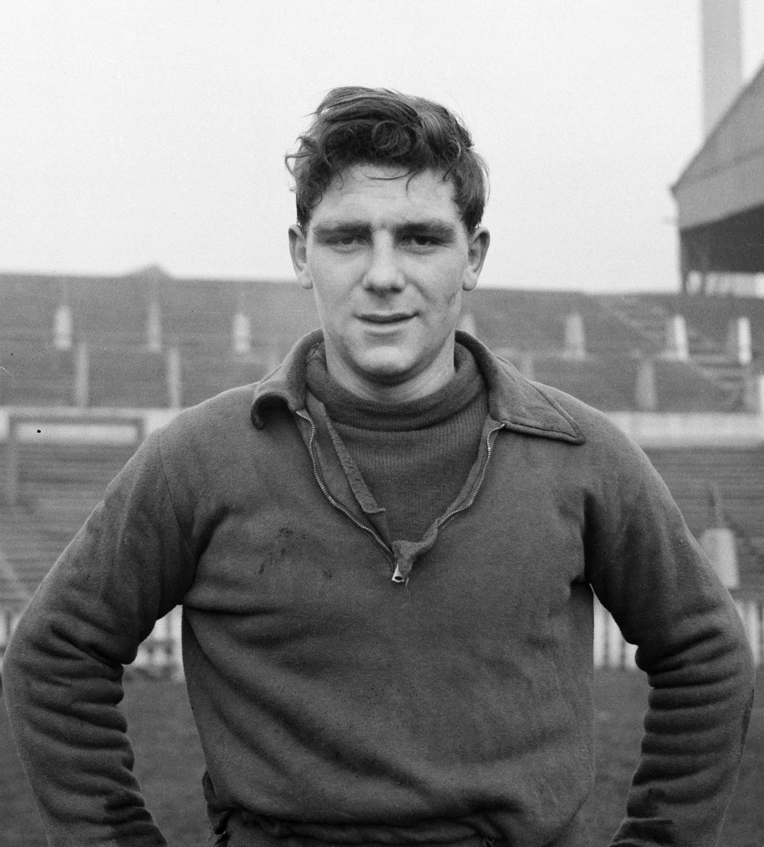 We're remembering the late Duncan Edwards, who tragically passed away from injuries sustained in the Munich Air Disaster on this day in 1958.