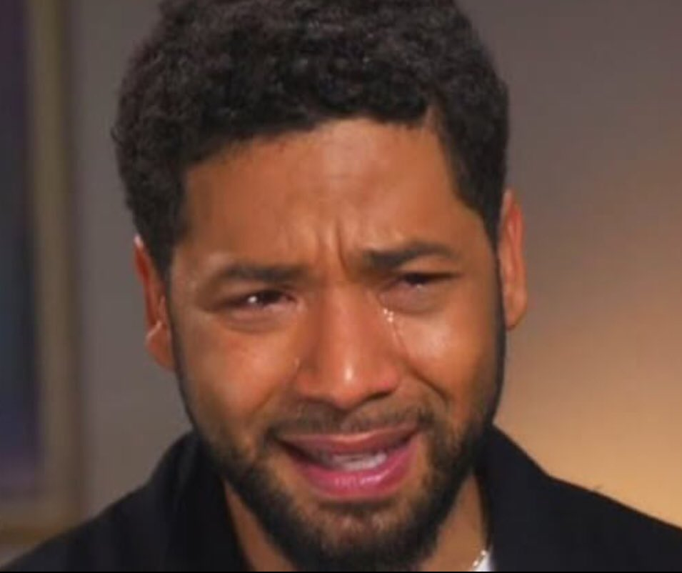 *NEW: Shame on you, Jussie Smollett - you hideous, reprehensible, disgusting, snivelling little liar.  And shame on all those who bought your web of stinking deceit.  My column: http://dailym.ai/2H0GzUK