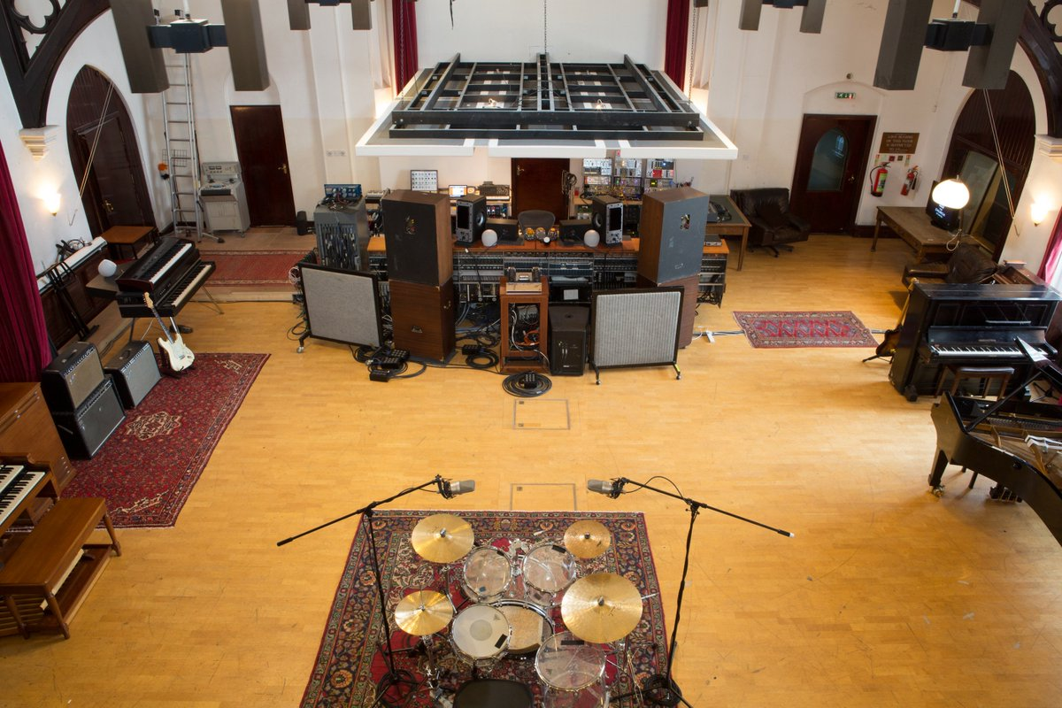 ICYMI: @womensday is being marked next month at @ChurchStudios by @SpitfireAudio and @foundation_fm  https://t.co/Om2awE6wOL