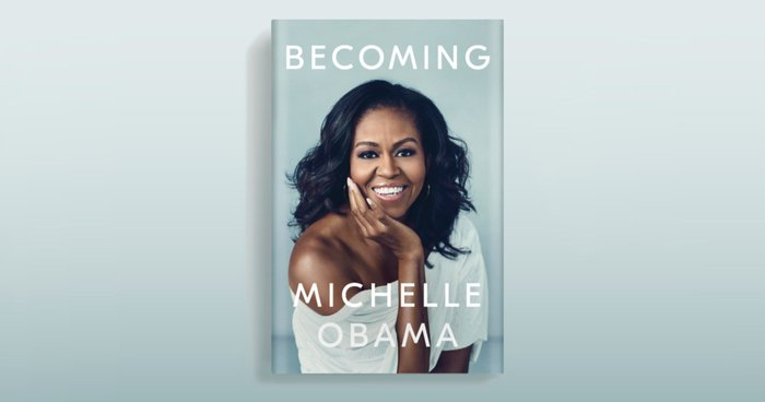 Can&#39;t get enough of @MichelleObama&#39;s &#39;Becoming&#39;? Read her personal letter for a behind-the-scenes peek of her memoir and don&#39;t miss the chance to ask her a question on Goodreads:  https:// bit.ly/2tmrQf5  &nbsp;    #IAmBecoming<br>http://pic.twitter.com/diMI4t3Ii3