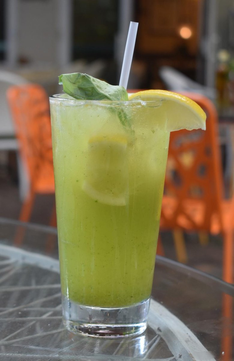 Our refreshing drinks are calling your name! ✨🍹 #MiamiEats #CoconutGrove #PeacockGardenBistro