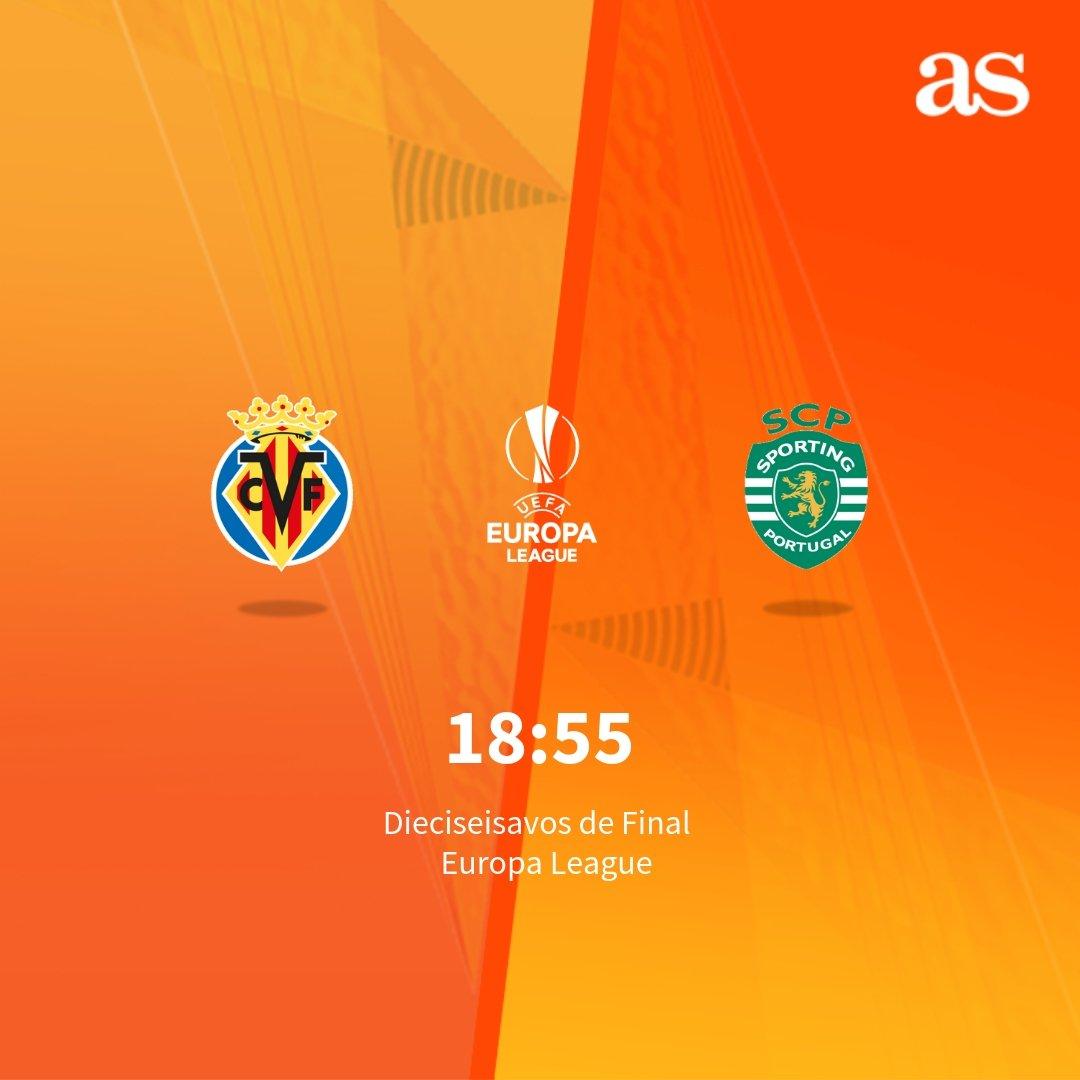 📍 VIL-SPO 🏟️ ¡Ya hay alineaciones en el Estadio de la Cerámica! ⚽ Resultado de la Ida: 1-0 🏆 #EuropaLeague ✍️ En Directo:  https://t.co/h5N0jnMnxo
