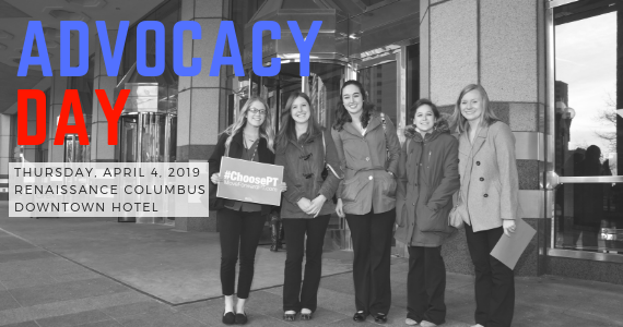 We're partying it up at Advocacy Day  and you don't want to miss it. This was a BIG year for our profession and we are celebrating at Advocacy Day. Be sure to be there and don't forget to register for this FREE Member-Only event happening on April 4! http://ow.ly/Ufl130nLREJ