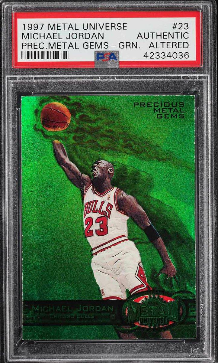 Thêm tấm thẻ hiếm hình Vua bóng rổ được bán với giá kỷ lục