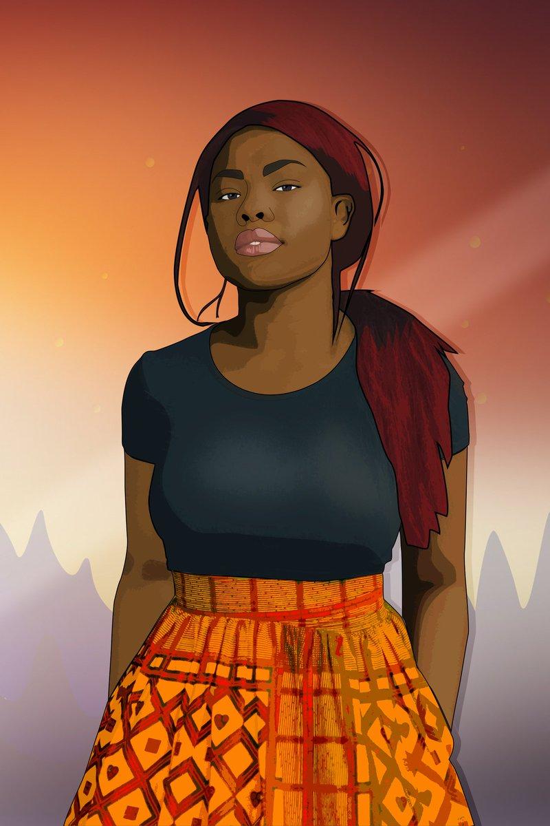 A cartoon I did few months back on Photoshop. #illustration #cartoon #Art #GraphicDesign #DigitalArtist #vectorart #Portrait<br>http://pic.twitter.com/QjbnWWL7aG