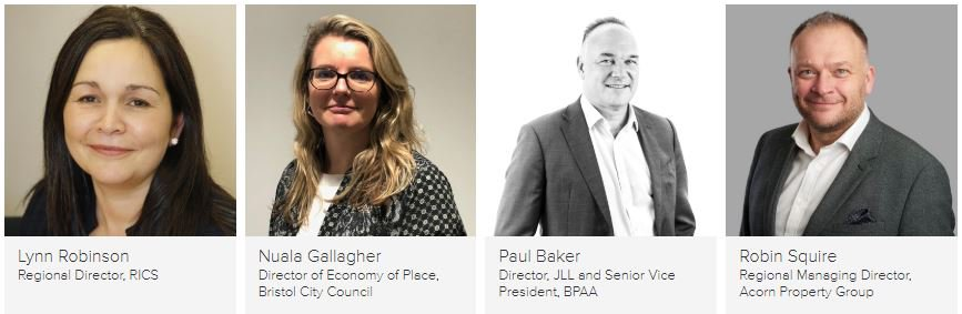 ...Lynn Robinson (@RICSSouth), Nuala Gallagher (@BristolCouncil), Paul Baker (@The_BPAA), Robin Squire (@AcornPG), Tim Cann (@BNPParibas) and Yuli Cadney-Toh (@bdp_com).  To find out more about our Judges' line-up: https://lnkd.in/dhncbZE