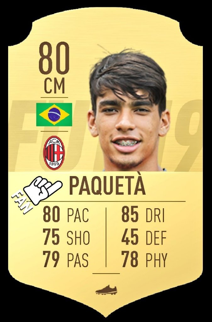 Why Ben Arfa has been added and Paquetà still not? Milan has already bought it since October.