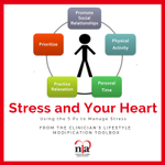 Image for the Tweet beginning: Chronic #stress upsets the normal