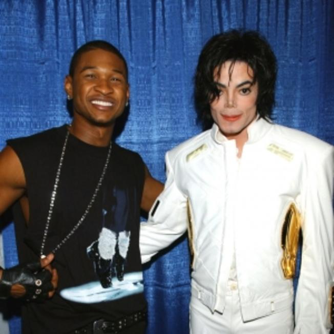 """To be an artist to Michael Jackson was more than what he did as an entertainer, but also to who he influenced & who he advocated for…the work that he was able to do with Elizabeth Taylor Foundation to support children from around the world & help find resources for kids"" –Usher"