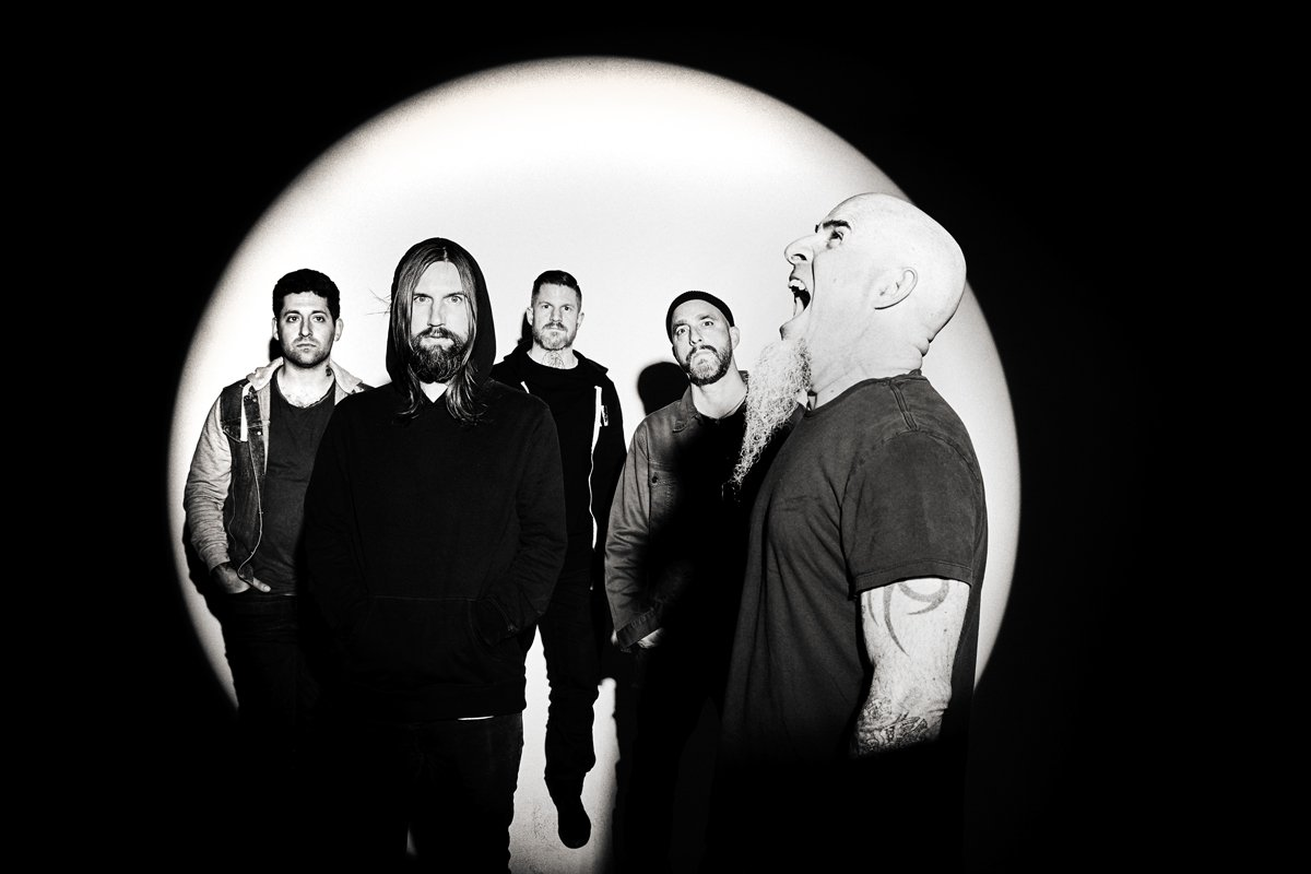 The Damned Things are back! The band have just unveiled a new single, Cells, as well as details of their second record High Crimes.  https://t.co/ASTl9MjfWU