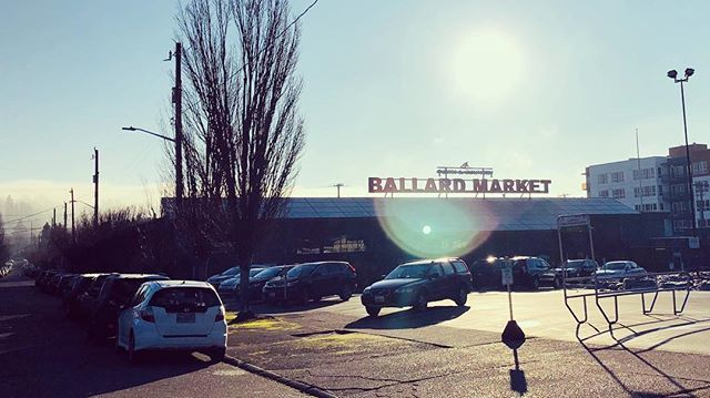 Good morning #ballard #seattle #k5winter #winter #morning #wa #pnw #ballardmarket ift.tt/2VaJzlu