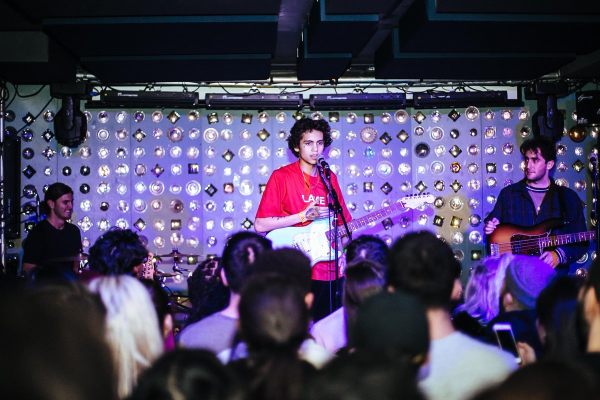 Thank you to Dominic Fike, Yeek, Deb Never, and Quadry for an amazing #NoCeilingsNY last night, and to everyone who came out. Incredible night. More shows coming soon. 📸:  @Tsikudo_