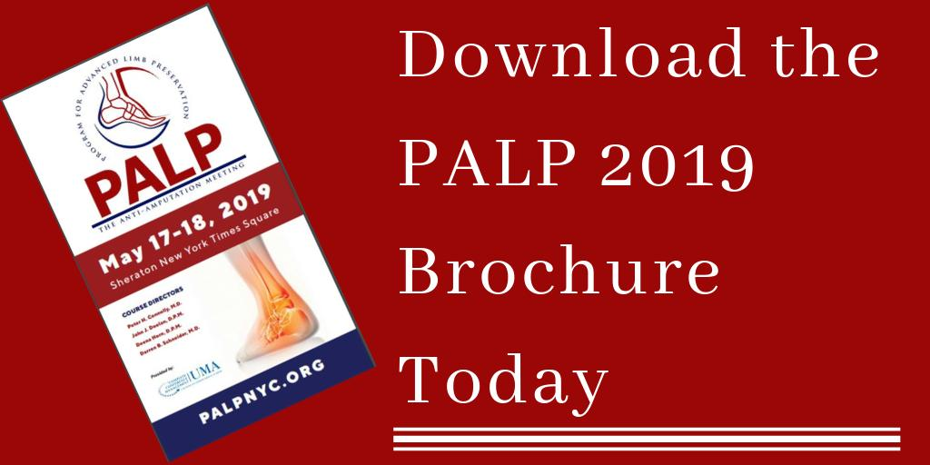 From wound care and podiatry deep dive sessions to rapid-fire video care and technique presentations, it is all covered at #PALP2019. Download the brochure today for a detailed look at all the sessions being offered.  http:// ow.ly/bHrZ30nMSp9  &nbsp;   <br>http://pic.twitter.com/WkzhJUAwmm