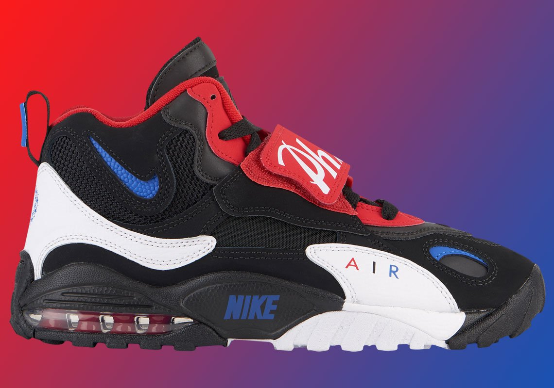 Sixers Fans Will Really Like the Nike Speed Turf Max Colorway Dropping This Weekend https://t.co/jYWc5pEi4C