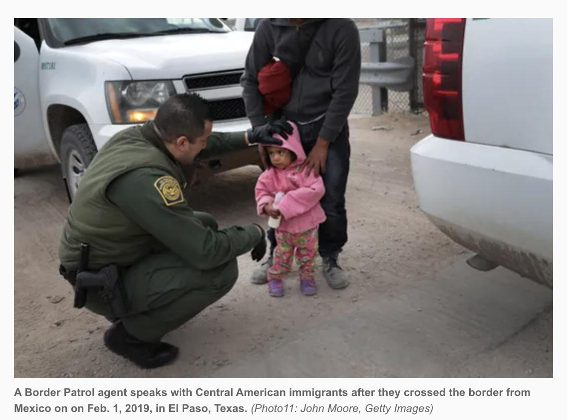Today I saw that 245+ migrant kids  have been taken from parents  AFTER the court order saying to stop in June 2018  CBP is working an exception to the order  Lawmakers shocked at the process👇  https://www.usatoday.com/story/news/politics/2019/02/21/trump-administration-breaks-up-some-migrant-families-heres-how-cbp-border-sabraw-separate/2836085002/ …  Source for 245+ is today's Ms. L. v. ICE status report ⬇