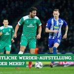 Image for the Tweet beginning: So könnte #Werder gegen den