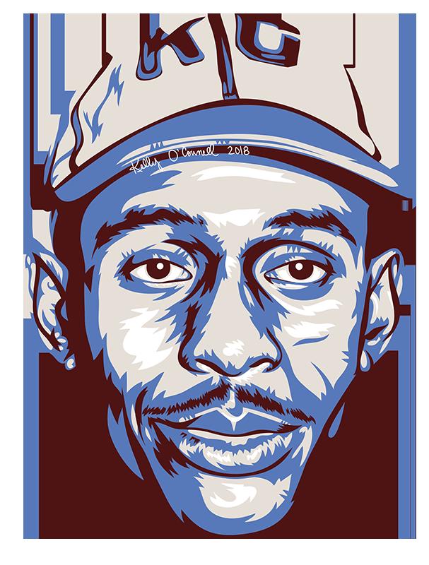 Satchel Paige – P (Kansas City Monarchs) – elected to the @baseballhall in 1971.  #mlb #baseball #baseballart #BlackHistoryMonth  #art #digitalart #hof #portrait #artistsontwitter #ThursdayMotivation #graphicdesign #vectorart <br>http://pic.twitter.com/gFNVE1Ji11