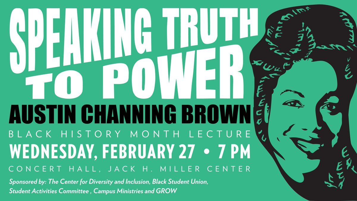 "Image result for ""Speaking Truth to Power"" with Austin Channing Brown"