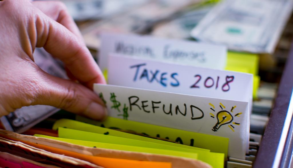 Find out why your 2018 tax refund might be smaller: http://spr.ly/6010Ep8ZA