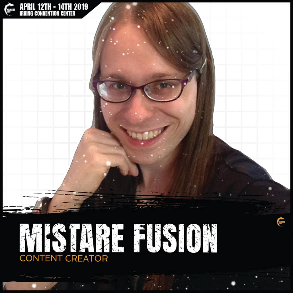 HUGE Wave of creator announcements for @KamehaCon 2 are dropping.  First, please welcome back the creator of Dragon Ball Dissection, @MistareFusion for another year as this year, the DESERT BANDIT YAMCHA will be the topic. Don't miss your chance to meet Lance in person!