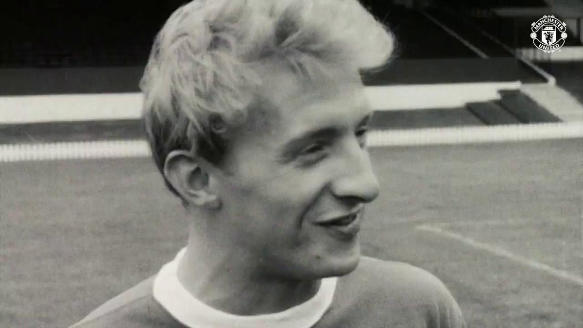 """A tribute to #MUFC goalscoring royalty! Join #MUTV for """"Denis Law — Made in Aberdeen"""" at 18:30 GMT: http://manutd.co/2qQ"""