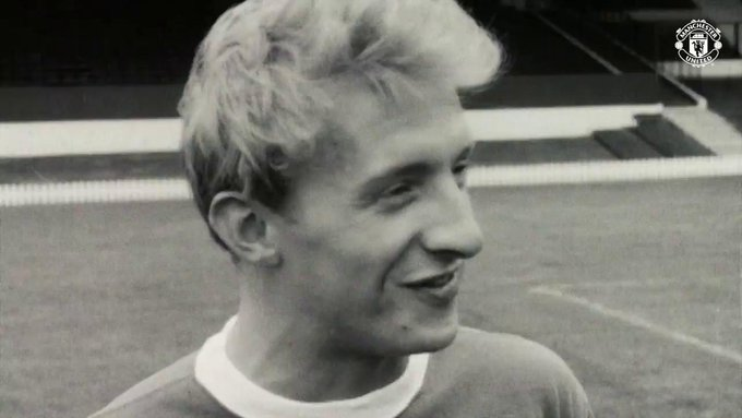 Happy 79th Birthday to the legend and world class talent Denis Law.