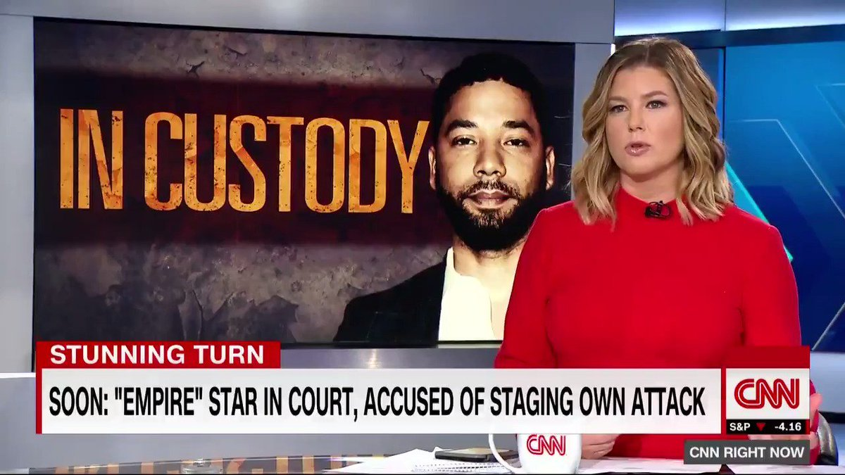 .@brikeilarcnn takes an in-depth look at how the Jussie Smollett case unfolded. https://cnn.it/2VcJ0Yb