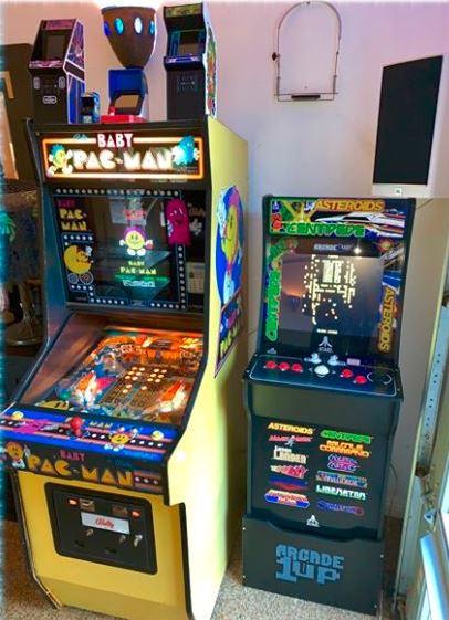 Top Five Arcade1up Pacman Canada - Circus