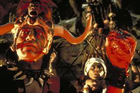 This scene in Indiana Jones could actually happen! A heart can still beat after being removed from the body due to it generating its own electrical impulses. As long as it continues to receive oxygen, it will keep going, even if taken out of the body! #RHSBMS<br>http://pic.twitter.com/DH1ccbJJ0Y