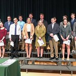 Image for the Tweet beginning: Congratulations to 24 business students