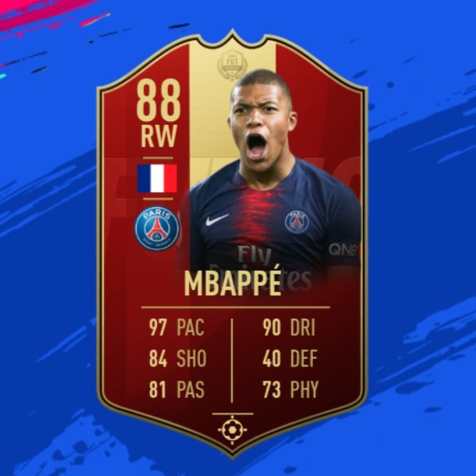 When's this fella getting upgraded? 🤔