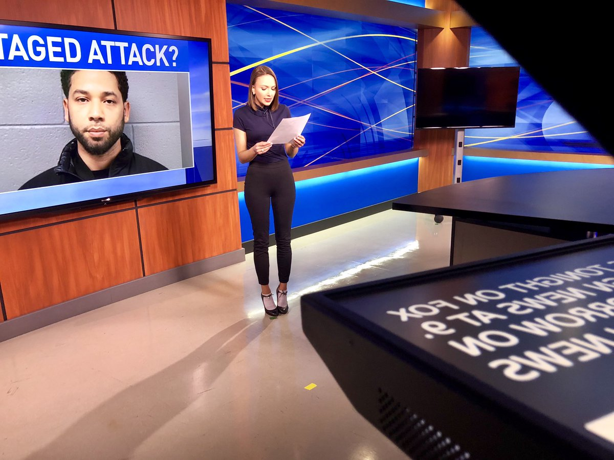 NEW INFO! Police reveal new details about the alleged crimes committed by 'Empire' star #JussieSmollett  Tune in!