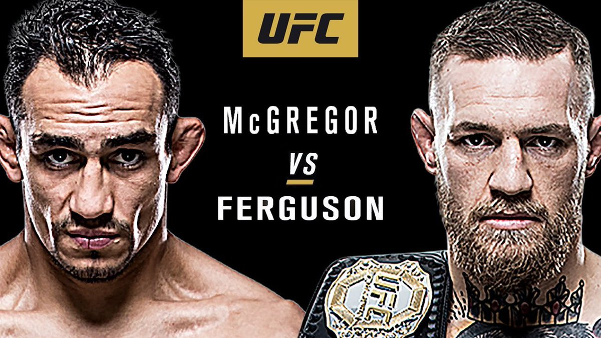 @danawhite This is the DEAL for  155lbs division.🔥 @TonyFergusonXT 🆚 @TheNotoriousMMA  and @DustinPoirier 🆚 @ALIAQUINTA Let's make the sport work Number 1 fight number 2 and number 3 will fight number 4 #ufc235 #ufc236 #helwanishow #ufc HOW THIS DONT MAKE SENSE?✅