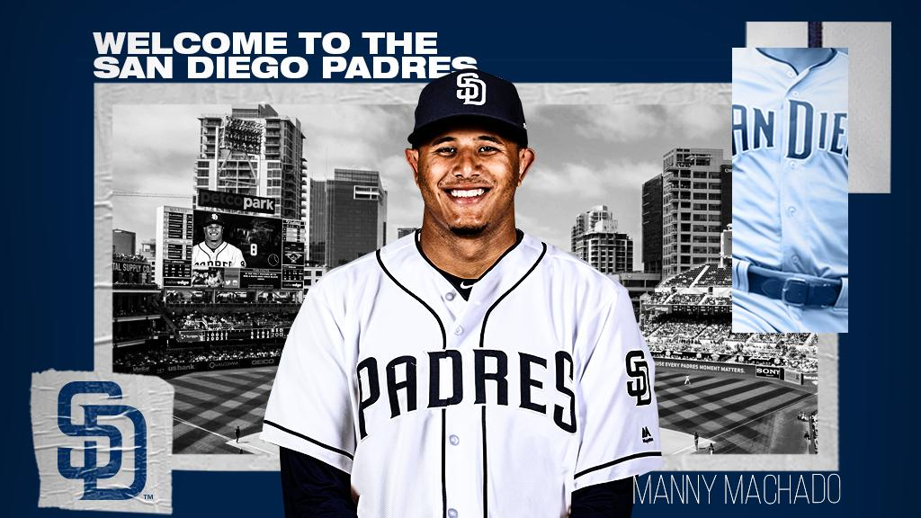Manny is a Padre.