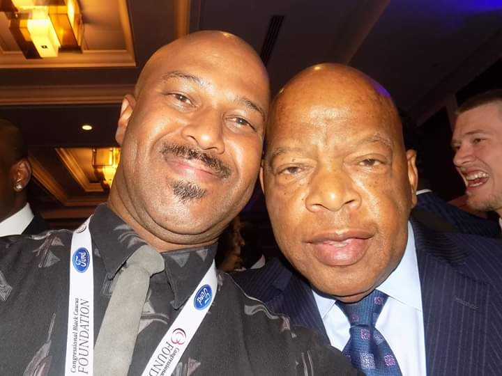 This man walks, talks, eats, sleeps, and breathes Black History. Happy Birthday to this civil rights legend @RepJohnLewis #HBDCongressman #EndOfStory #ijslol19