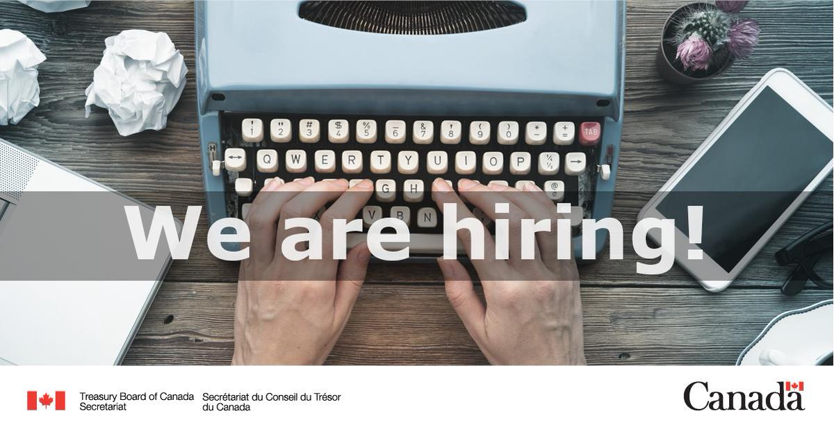 The application deadline for the French and English editor job posting has been extended to February 25, 2019. @TBS_Canada is looking for new talent. Learn more about this opportunity: http://ow.ly/O8Bv30nENks #GCJobs