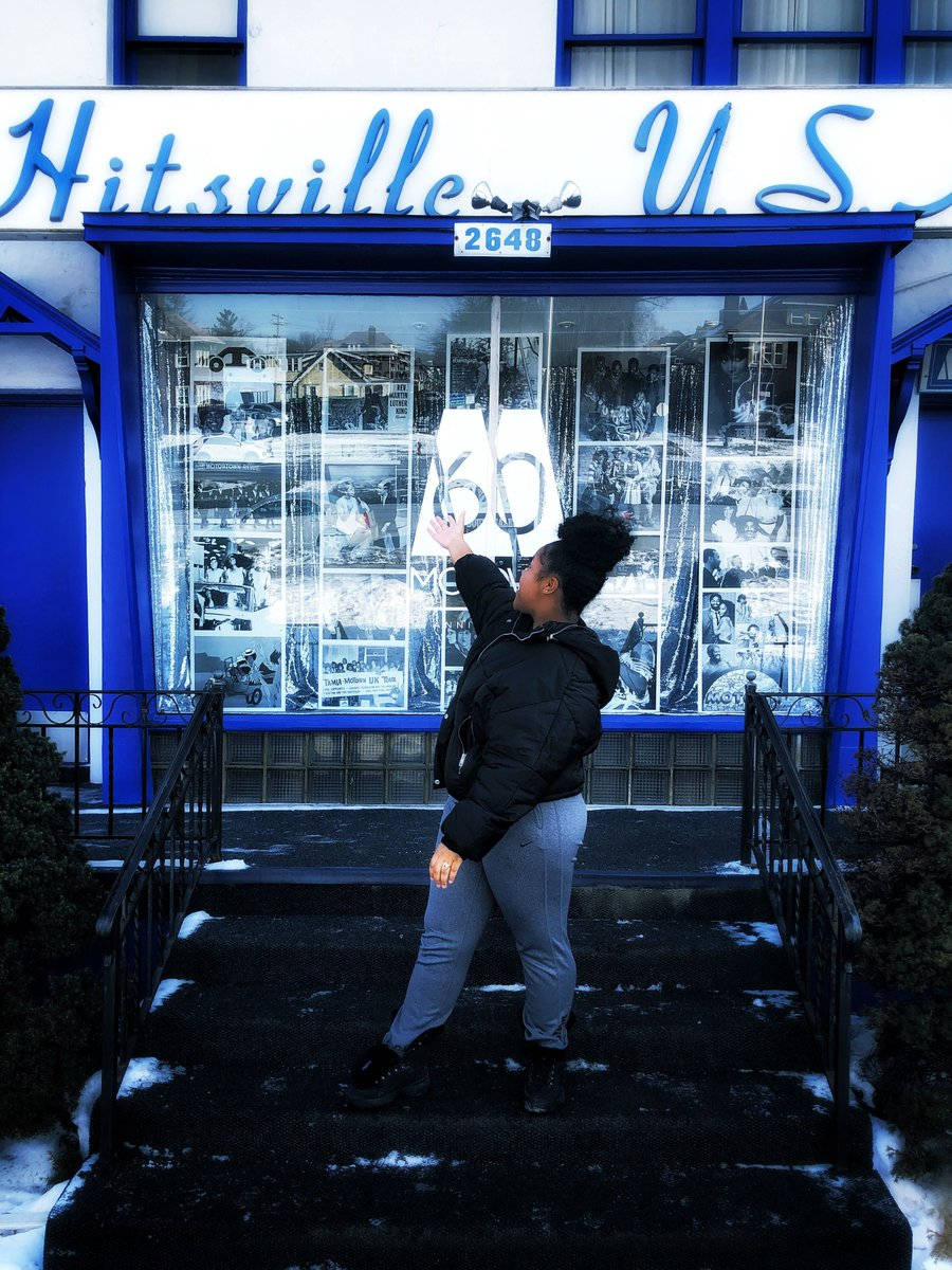 Our rep @mia_heard visited the historic @Motown_Museum in Detroit for their 60th anniversary! #BlackHistoryMonth <br>http://pic.twitter.com/kHr1o35igQ