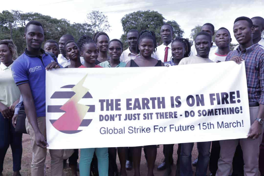 We had a successful mobilisation meeting for tomorrow&#39;s strike. Kyambogo Uni students have joined Kampala International Uni to strike with @NakabuyeHildaF. We&#39;ll also be joined by high school students. #FridaysForFuture #ClimateStrike #YouthForClimate #ExtinctionRebellion <br>http://pic.twitter.com/kiVQ3jwJL1