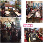 Image for the Tweet beginning: Making Celebration Boxes @BCPSHES in