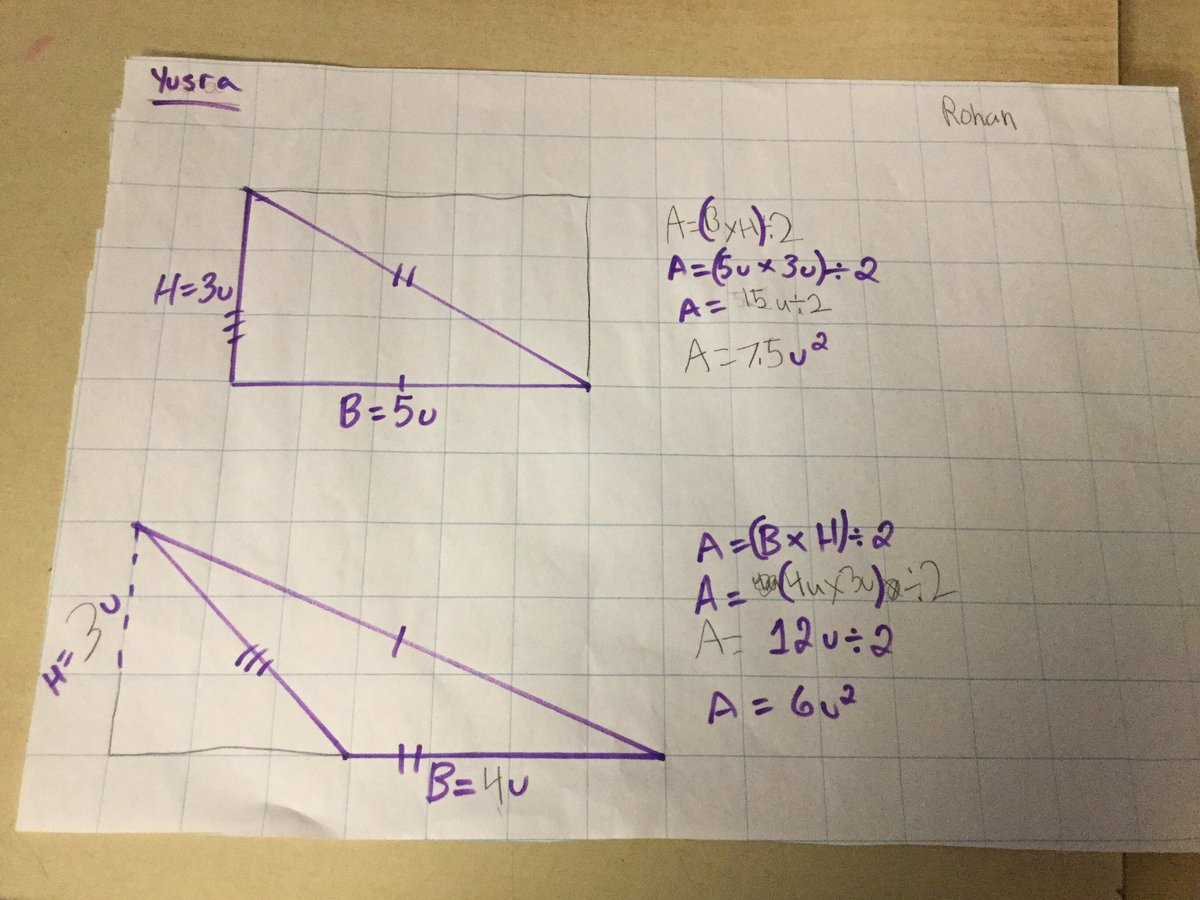 how to find the height of a triangle