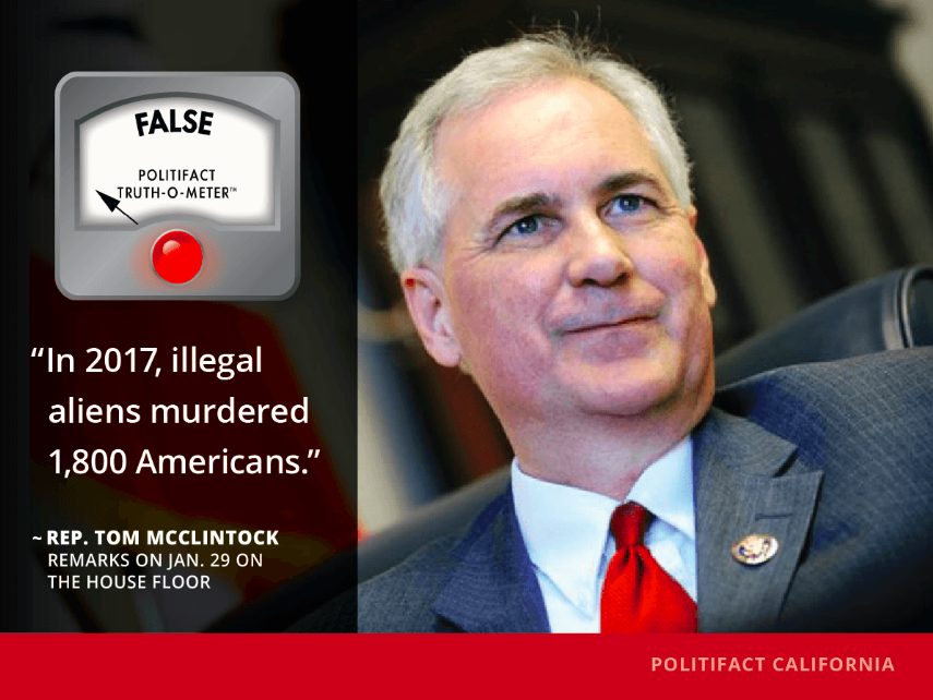Tom mcclintock is a asshole removed