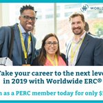 Become a PERC member of Worldwide ERC® to help grow your network through more personal and targeted connections. Stay up-to-date with the latest geo-political news and its impact on the global mobility industry by joining today for only $199! Learn more: https://t.co/q98nmymk4b