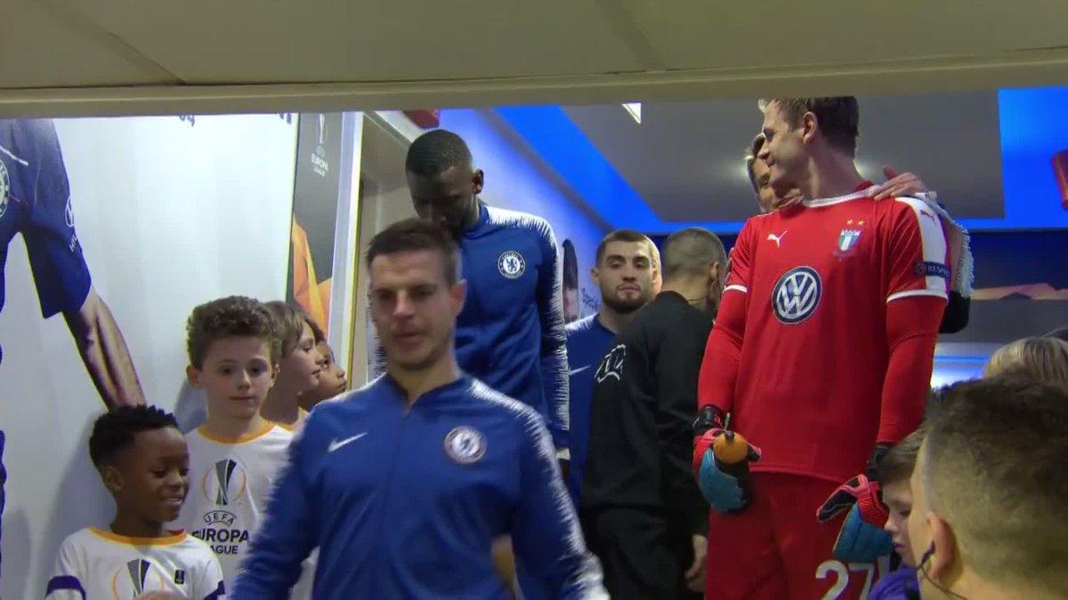 Chelsea FC @ChelseaFC