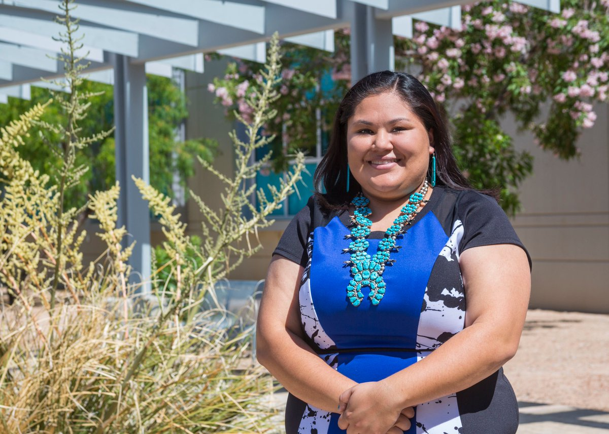 From rocket scientist to rocket surgeon 🚀 Shayna Begay shares how traditions in her Navajo Native American culture led to a career in engineering https://t.co/IsYtEFzYJR  #GirlDay2019