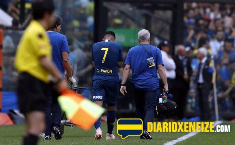 Diario Xeneize's photo on Cristian Pavón