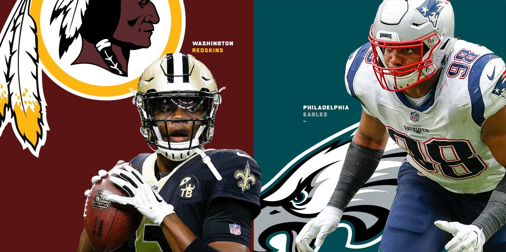 NFC free agency fun with @marcsesslernfl: Trey Flowers to Eagles? Earl Thomas to ...  https://t.co/a6ZpdOZx01