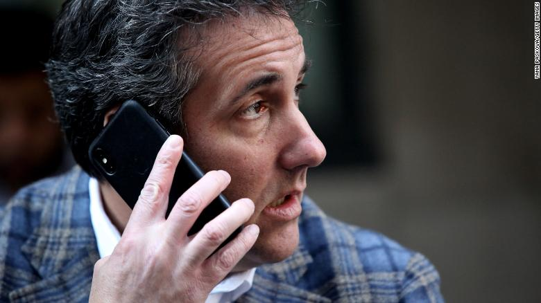 President Trump's former fixer Michael Cohen spent several hours Thursday inside the Senate Intelligence Committee's secure spaces ahead of his closed-door testimony scheduled before the panel next week https://cnn.it/2E3Pfql